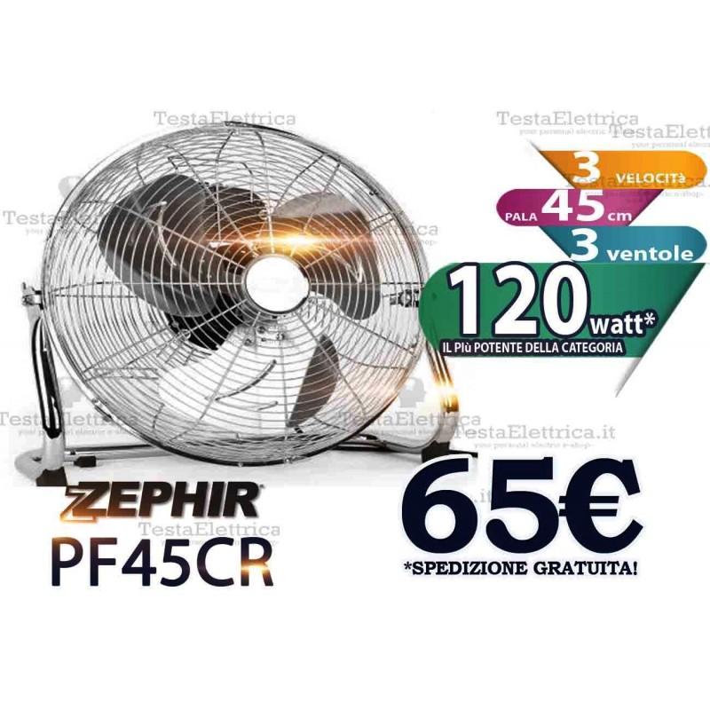 Ventilatore zephir pf45cr