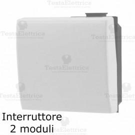 Interruttore 2M compatibile bticino Matix