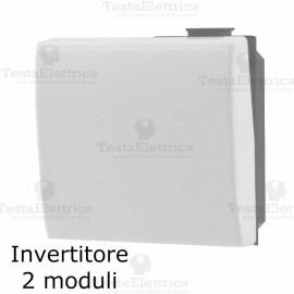 Invertitore 2M compatibile bticino Matix
