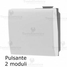 Pulsante 2M compatibile bticino Matix