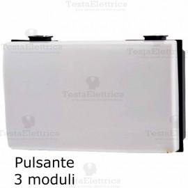 Pulsante 3M compatibile bticino Matix