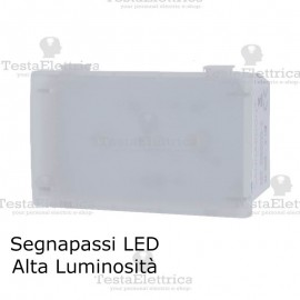 Segnapassi LED HI-POWER compatibile con serie Bticino Matix