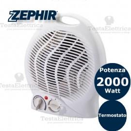 Termoventilatore da poggio 2000w  ZEPHIR