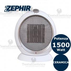 Termoventilatore ceramico oscillante 1500w  ZEPHIR