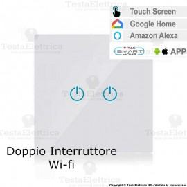 Interruttore compatibile amazon echo alexa google home