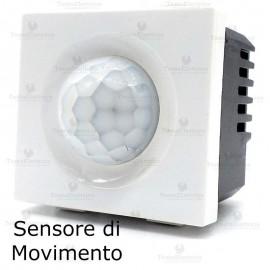 Interruttore infrarossi passivi compatibile con serie Bticino Matix