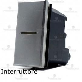 interruttore compatibile bticino axolute tech