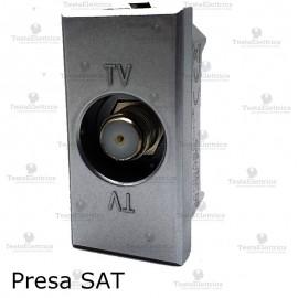 presa tv sat compatibile bticino axolute tech