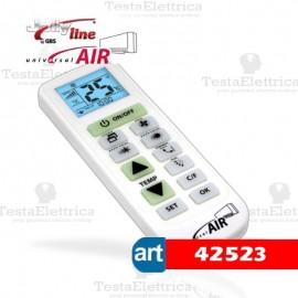 Telecomando semplificato condizionatori Universal Air Jolly line