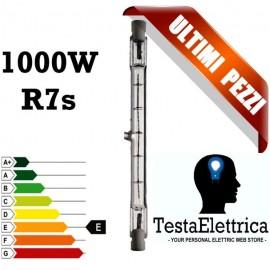 Lampada alogena Lineare 1000W R7s-15 Leuci