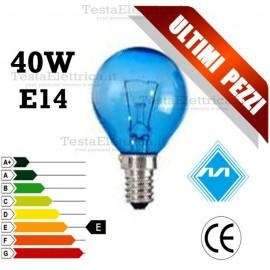 Lampada solare a incandescenza 40W E14 MarinoCristal