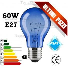 Lampada solare a incandescenza 60W E27 MarinoCristal