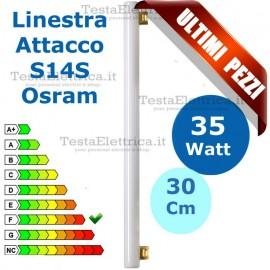 Linestra special 35 W 230 V S14S Osram