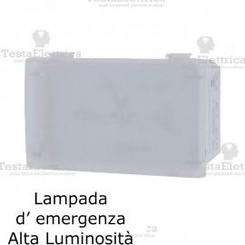 Lampada emergenza HI-POWER LED compatibile con serie Bticino Matix