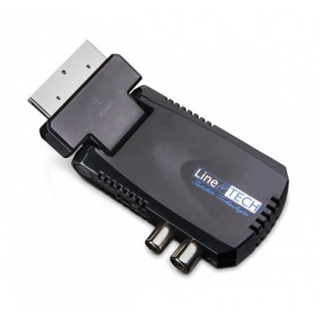 Decoder Digitale terrestre scart Florida  Line@tech