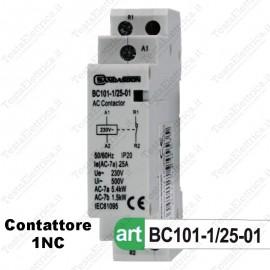Contattore 1NC 230V 25A 2P Sandasdon