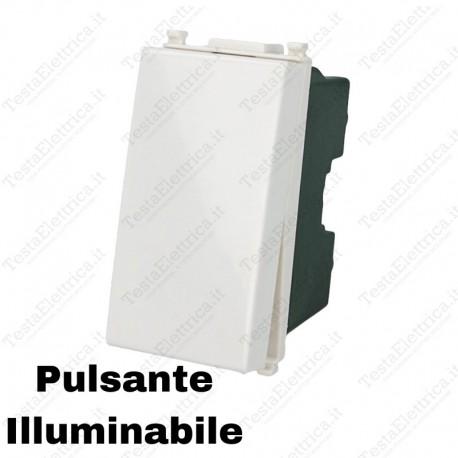 Pulsante compatibile Vimar Plana