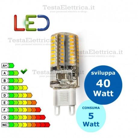 Lampada led G9 5W 220V