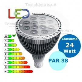Lampada Par 38 a led 24W 220V E27 Dgk