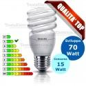 Lampada al Neon Spirale E27 23 Watt  Twister Philips