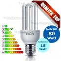 Lampada al Neon Tubolare E27 18 Watt  Genie Philips