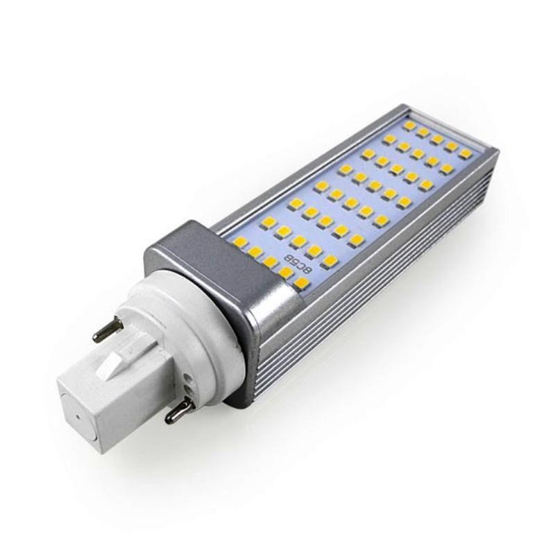 lampada a led g24d 2 pin 12 watt 220 volt pro fl d. Black Bedroom Furniture Sets. Home Design Ideas
