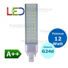 Lampada led G24 2 pin Pro FL D 12W 220V NG
