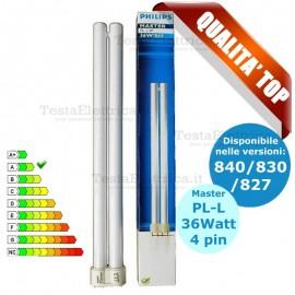 Lampada al Neon PL-L 36W 4P Master Philips