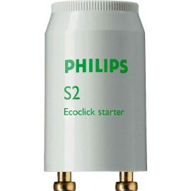 Starter serie per fluorescenti S2  Ecoclick Philips