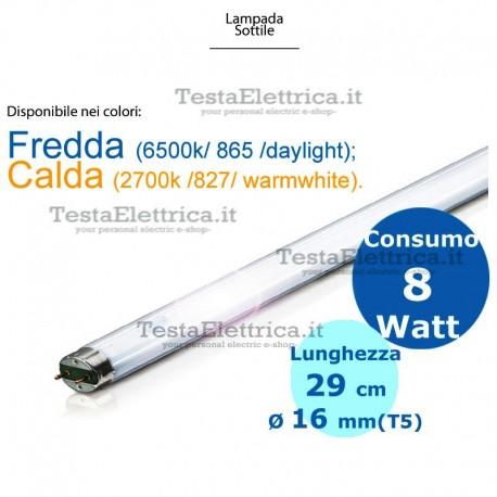 Neon T5 29 cm 8 watt