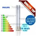 Lampada al Neon PL-L 24W 4P Master Philips