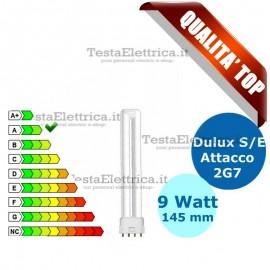 Lampada al Neon Dulux S/E 9W/840 4P Marino Cristal