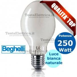 Lampada Miscelata Ellissoidale 250W E40 3500k Mix Beghelli