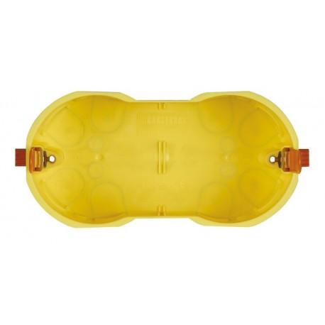 Scatola da incasso cartongesso portafrutti 6 moduli PB506 bticino