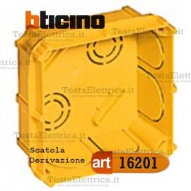 Scatola da incasso derivazione 16201 Bticino