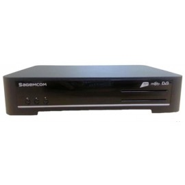 Decoder TIVù SAT FULL HD lettore di scheda DSI83HD Sagemcom