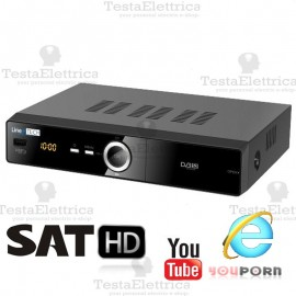 Decoder Satellitare FULL HD PVR CALIFORNIA line@tech