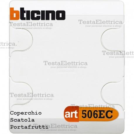 Coperchio per Scatola portafrutti art. 506e Bticino