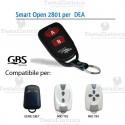 Telecomando compatibile Dea Smart Open 2801 Gbs