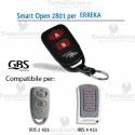 Telecomando compatibile Erreka Smart Open 2801 Gbs