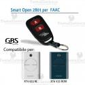 Telecomando compatibile Faak Smart Open 2801 Gbs