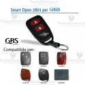 Telecomando compatibile GiBiDi Smart Open 2801 Gbs