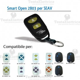 Telecomando compatibile SEAV smart Open 2803 Gbs