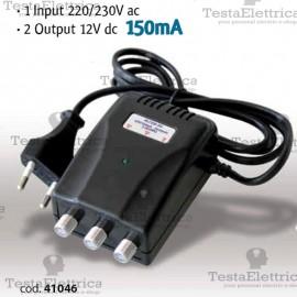 alimentatore TV da interno AL/150-2U GBS