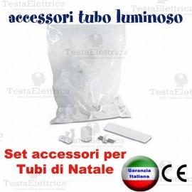 Set di accessori  per Tubo Luminoso di Natale RosaChristmas