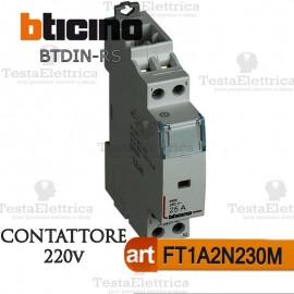 Contattore 25A  220V Bticino