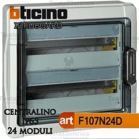 Centralino IP65 24 moduli serie IDROBOARD Bticino