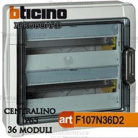 Centralino IP65 36 moduli serie IDROBOARD Bticino