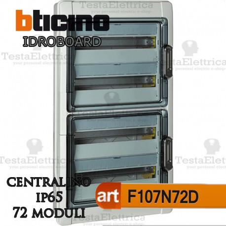 Centralino IP65 54 moduli serie IDROBOARD Bticino