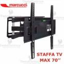Staffa TV da 32 a 70 Pollici Move 32-70 Marcucci LaFayette